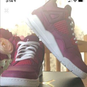 Jordan retro kids shoes
